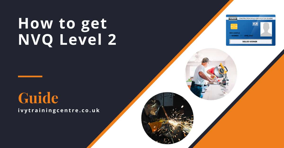 How to get NVQ Level 2