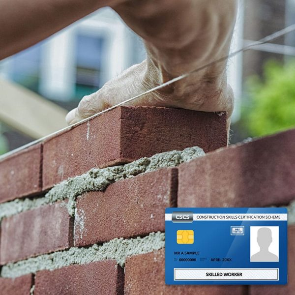 NVQ Level 2 Diploma in Bricklaying bricklayer