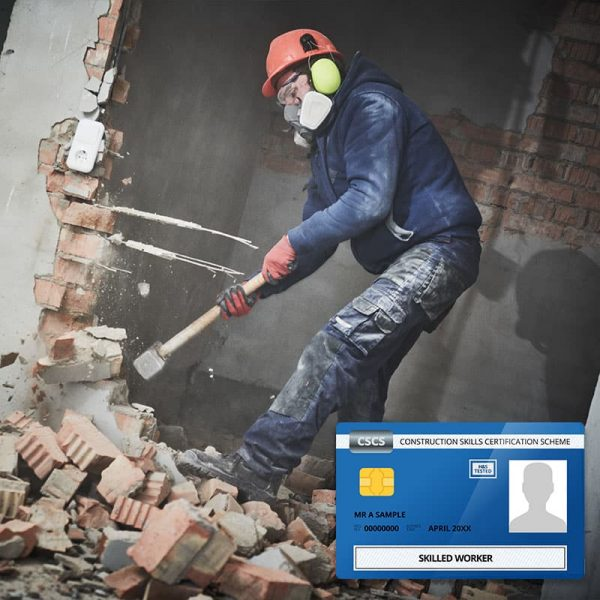 NVQ Level 2 Diploma in Demolition