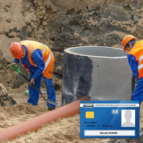 NVQ Level 2 Diploma in Groundworking