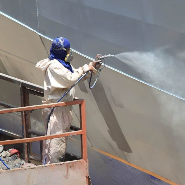 NVQ Level 2 Diploma in Industrial Painting Decorating